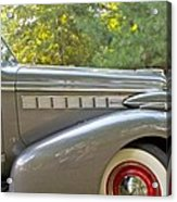 1938 Buick Special Acrylic Print