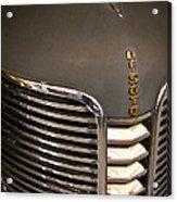 1938 Desoto 4 Door Sedan Acrylic Print