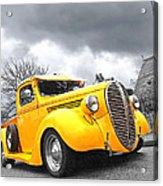 1938 Ford Pickup Acrylic Print