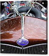 1938 Ford Roadster Acrylic Print