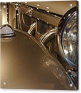 1938 Mercedes 540k Sport Tourer Acrylic Print
