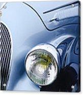 1938 Talbot-lago 150c Ss Figoni And Falaschi Cabriolet Headlight - Emblem Acrylic Print