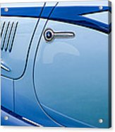 1938 Talbot-lago 150c Ss Figoni And Falaschi Cabriolet Side Door Handle Acrylic Print