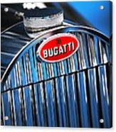 1939 Bugatti Type 57c Acrylic Print