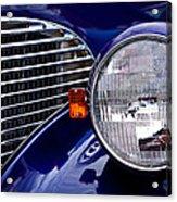 1939 Chevrolet Coupe Acrylic Print
