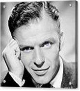 1940 - Frank Sinatra - Blue Eyes Acrylic Print