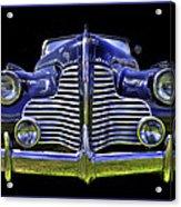 1940 Buick Acrylic Print