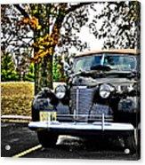 1940 Cadillac Coupe Acrylic Print