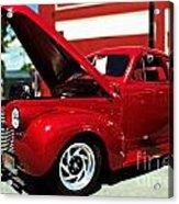 1940 Chevy Acrylic Print