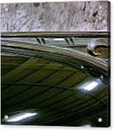 1940 Dodge Pickup Hood Ornament Acrylic Print