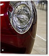 1940 Ford Front Left Light Acrylic Print