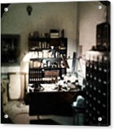 1940s Office Acrylic Print