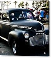 1941 Chevy Special Deluxe Acrylic Print