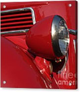 1941 Ford Flatbed Pickup Acrylic Print