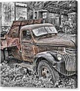 1946 Chevrolet Acrylic Print by Robert Jensen