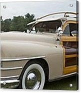 1947 Chrysler Acrylic Print