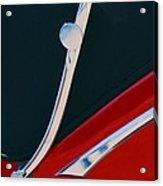 1948 Jaguar 2.5 Litre Drophead Coupe Acrylic Print