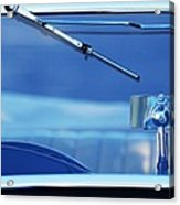 1948 Mg Tc Rear View Mirror Acrylic Print