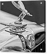 1948 Mg Tc - The Midge Hood Ornament Acrylic Print