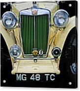 1948 Mgtc Acrylic Print