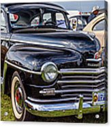 1948 Plymouth Special Deluxe Coupe  Acrylic Print