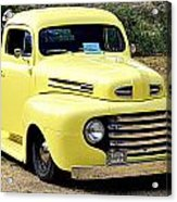 1949 Ford Pickup Acrylic Print