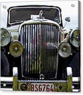 1949 Jaguar  Acrylic Print