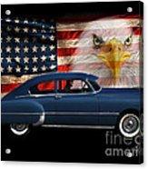 1949 Pontiac Tribute Roger Acrylic Print