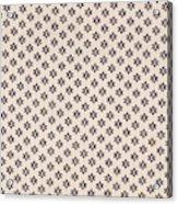 French Fabrics First Half Of The Nineteenth Century 1800 Acrylic Print