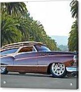 1950 Buick Woody Wagon Vi Acrylic Print