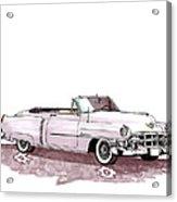 1953 Cadillac El Dorado Acrylic Print