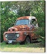 1950 Ford F100 Acrylic Print