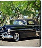 1950 Oldsmobile 88 -004c Acrylic Print
