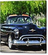 1950 Oldsmobile 88 -105c Acrylic Print