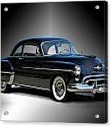 1950 Oldsmobile 88 Deluxe Club Coupe I Acrylic Print
