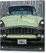 1950's Packard Acrylic Print