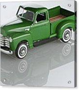 1951 Chevy Pick-up Acrylic Print
