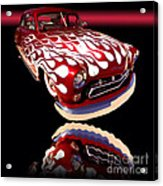 1951 Mercury Sedan Acrylic Print
