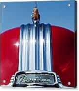 1951 Pontiac Chieftain  Acrylic Print by Tim Gainey
