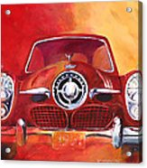 1951 Studebaker Acrylic Print