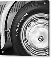 1952 Frazer-nash Le Mans Replica Mkii Competition Model Tire Emblem Acrylic Print
