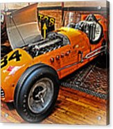 1952 Indy 500 Roadster Acrylic Print