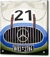 1952 Mercedes-benz W194 Coupe Acrylic Print by Jill Reger