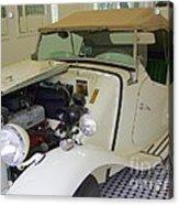 1952 Mg Roadster Acrylic Print