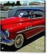 1953 Buick Acrylic Print
