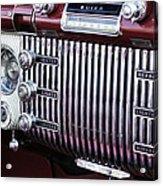 1953 Buick Skylark Acrylic Print