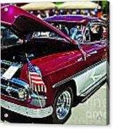 1953 Chevy Belair Acrylic Print