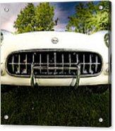 1954 Corvette Stingray Acrylic Print