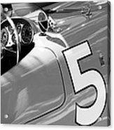 1953 Ferrari 375 Mm Spider Acrylic Print