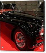 1953 Jaguar Xk 120 Se Roadster - 5d19929 Acrylic Print by Wingsdomain Art and Photography